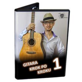 Gitara krok po kroku #1<br>Online