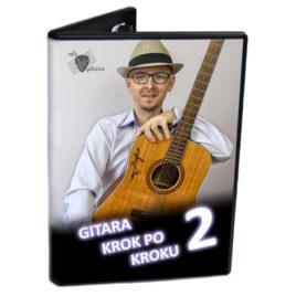 Gitara krok po kroku #2<br>Online
